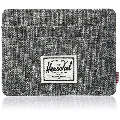 Herschel Charlie RFID Card Case Wallet | Slim Wallets For Men
