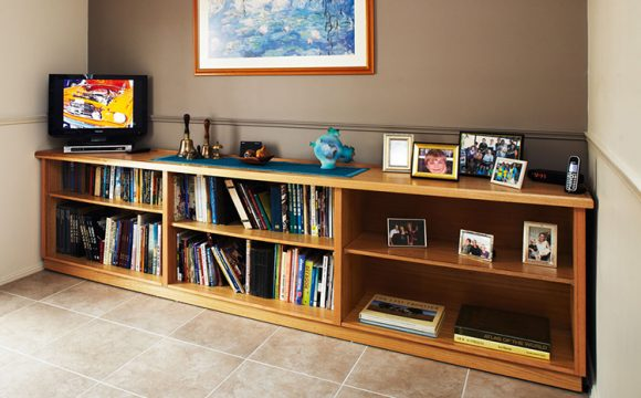 Long Bookcase