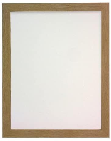1. Frames By Post 25mm full H7 Oak Picture Frame
