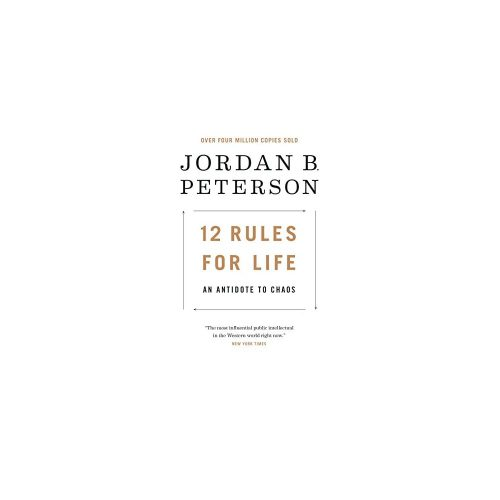 10. 12 Rules for Life: An Antidote to Chaos - Self-Help Audio Book