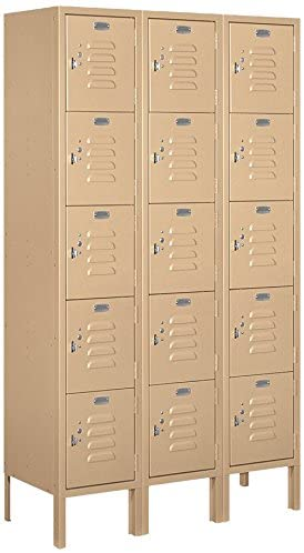 Salisbury Industries 65352TN-U Five Tier Box- Storage Locker