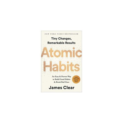 Atomic Habits | Personal Development Book