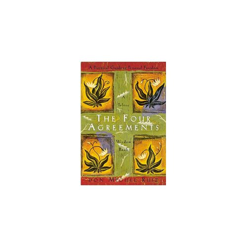 1. The Four Agreements - Spiritual Book