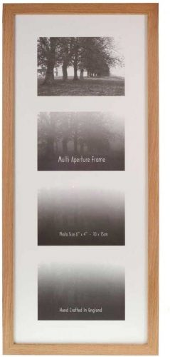 8. Wall Space Multi Aperture Photo Frame