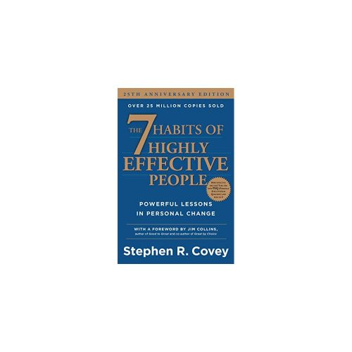 8. The 7 Habits of Highly Effective People: Powerful Lessons in Personal Change - Self-Help Audio Book