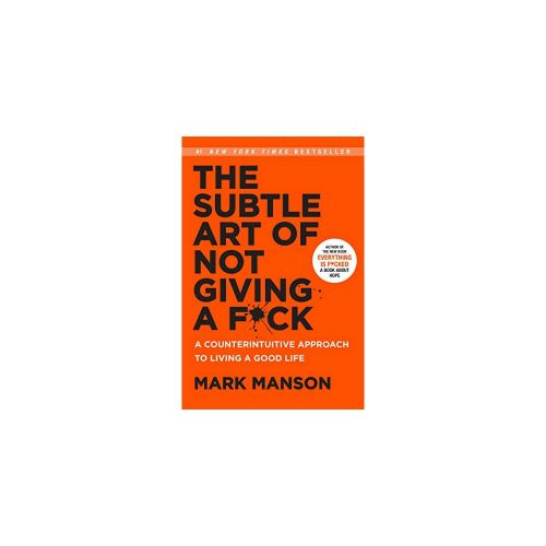 The Subtle Art of Not Giving a F*ck | Personal Development Book