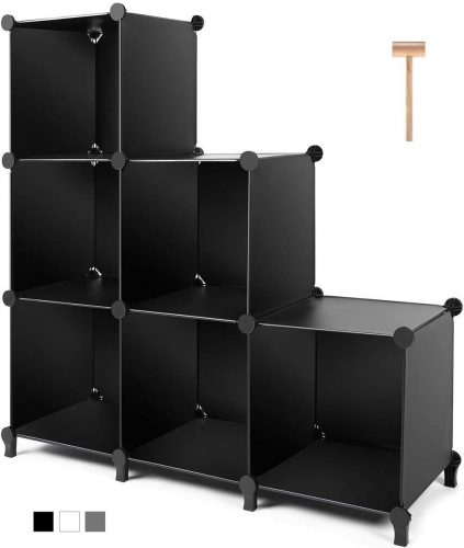 1. TomCare Cube Storage - Modular Office Furniture