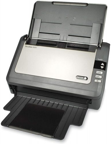 Xerox DocuMate 3125 Duplex Document Scanner for PC