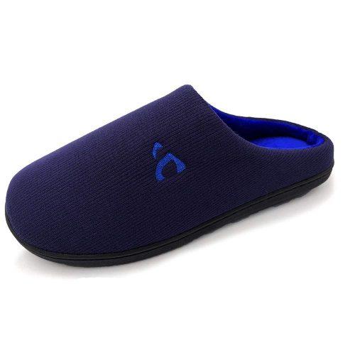 3. Amoji Unisex Memory Foam Slippers - Slipper For Office