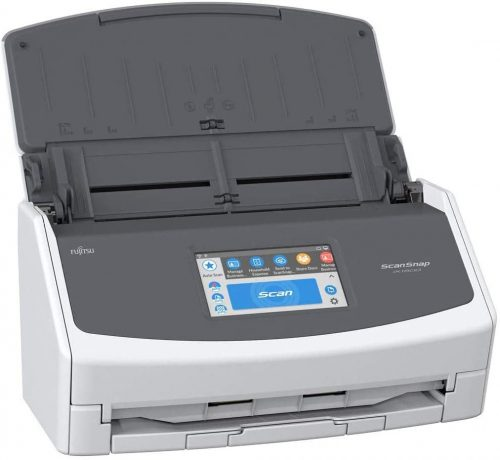 Fujitsu ScanSnap iX1500 Color Duplex Document Scanner