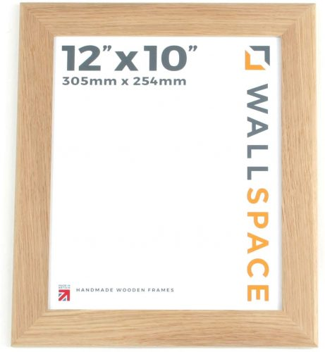 7. 12*10 Wide Oak Photo Frame