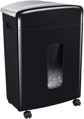 Bonsaii 16-Sheet Micro-Cut Paper Shredder