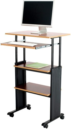 Safco Products Compact Computer Desk