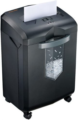 Bonsaii EverShred 18-Sheet Heavy Duty Cross-Cut - Heavy Duty Paper Shredder