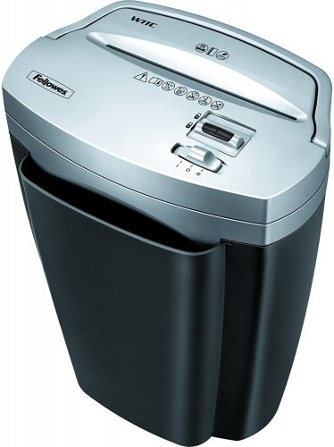 Fellowes Powershred 11-Sheet Cross-cut Paper - Heavy Duty Paper Shredder