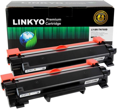 2. LINKYO Compatible Toner Cartridge Replacement