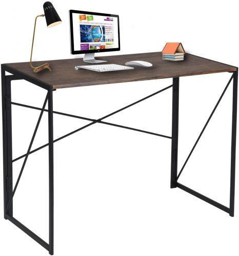 Modern Industrial Study Desk