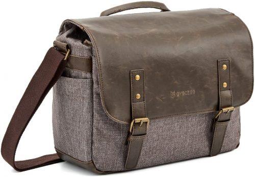 Evecase Urban Life DSLR Camera Shoulder Bag Case