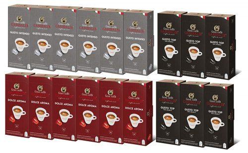 Gran Caffè Garibaldi Nespresso compatible capsules