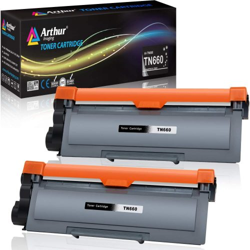 Arthur Imaging Compatible High Yield Toner Cartridge