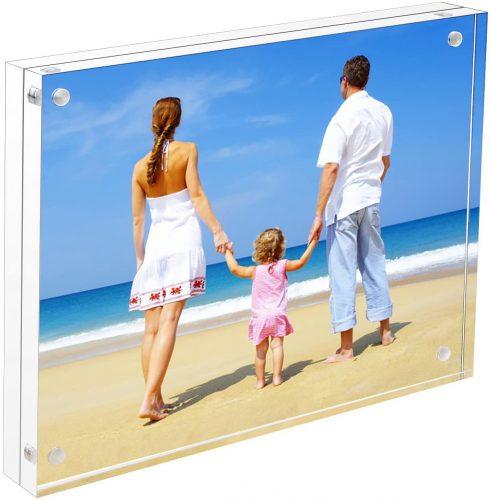 NIUBEE 8x10 Acrylic Frame
