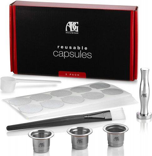 Reusable Nespresso Capsules