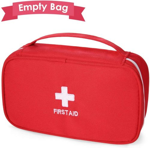 Ellsang First Aid Bag for Home Outdoor Travel Camping
