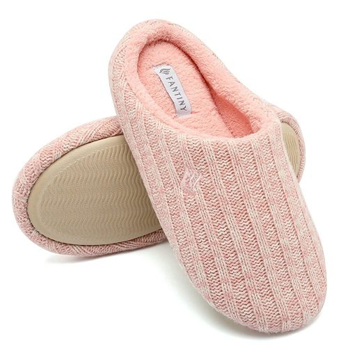 7. FANTURE Women's House Slippers - Slipper For Office