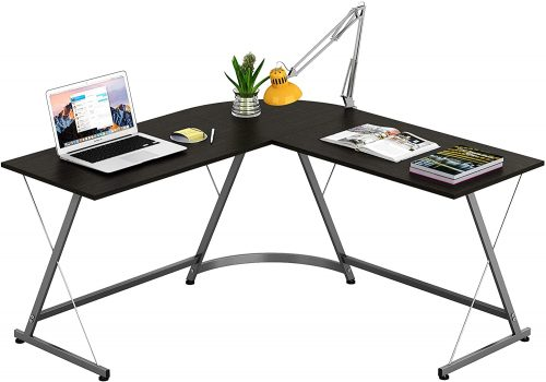 5. SHW Computer Gaming Desk Table