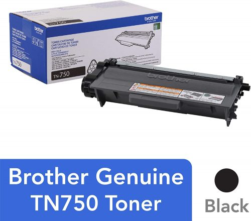 1. Brother TN750 High Yield Toner cartridge