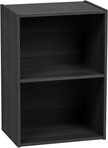 Iris 2-tier Wood Storage Shelf - Modular Office Furniture