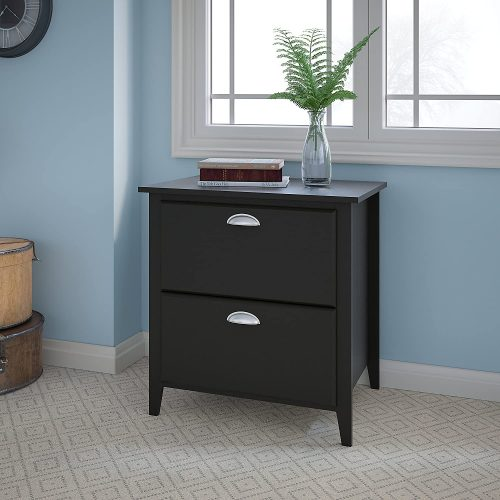 Bush Furniture kathy ireland Home Connecticut Lateral File
