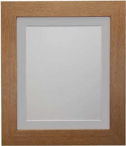 6. London Oak Picture Frame