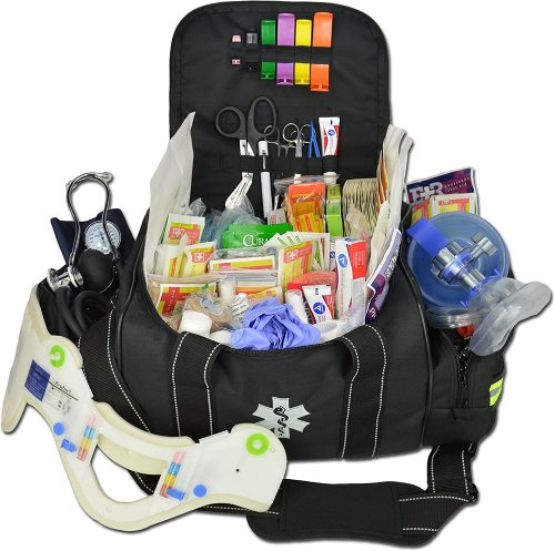 Lightning X Deluxe Stocked Large EMT First Aid Trauma Bag