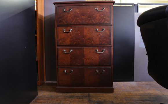 Lateral File Cabinet Wood