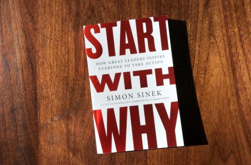 Start with Why: How Great Leaders Inspire Everyone to Take Action - Leadership Book For Women