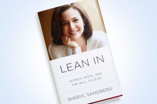 Lean In: Women, Work, and the Will to Lead - Leadership Book For Women