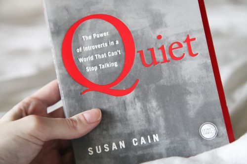 Quiet: The Power of Introverts in a World That Can't Stop Talking - Leadership Book For Women