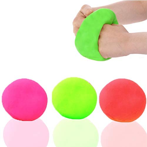 10. Stress relief toys [3 pack] Squishy Toys Stress Ball