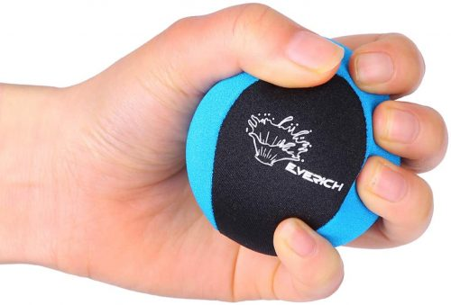 9. EVERICH TOY Stress Ball for Adults and Kids-Mind Hand