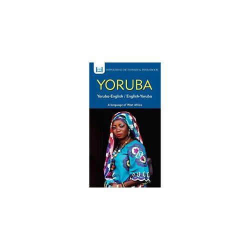 9. Yoruba-English/ English-Yoruba Dictionary & Phrasebook