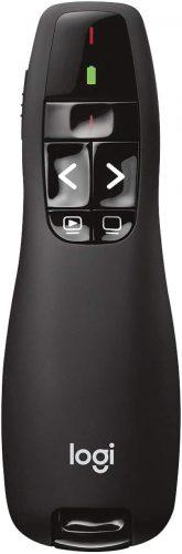 Logitech Wireless Presenter R400, Wireless Presentation pointer