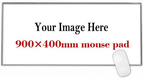 1. Personalized Large Gaming Mouse Pad,900x400mm Extended Size Desk
