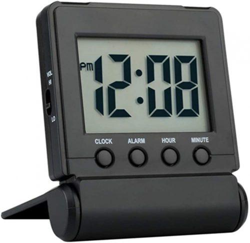 FAMICOZY Digital Travel Alarm Clock
