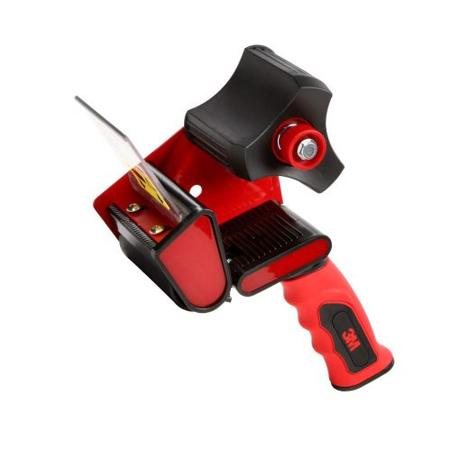 6. Scotch HR83 Hand-Held Packing Tape Dispenser with Retractable Blade