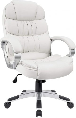 4. Homall Office Chair High Back Computer Chair Ergonomic Desk Chair