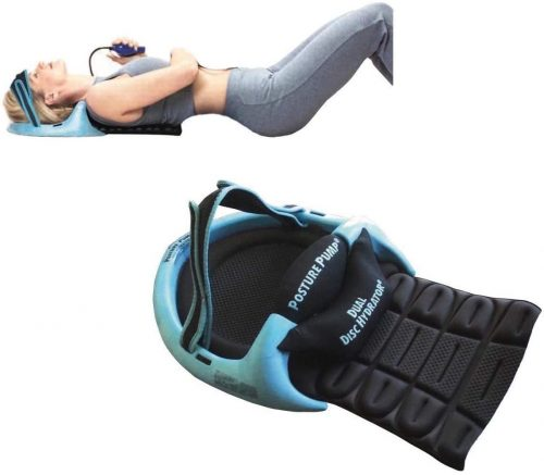 4. Posture Pump® 1400-DX (Dual Air Cell with Comfort Pad)