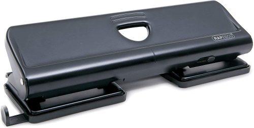 Rapesco 4-Hole Punch - 720, 22 Sheet Capacity | 4 Hole Punches