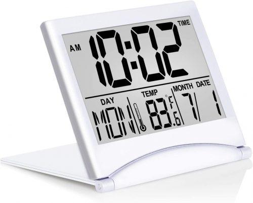 Betus Digital Travel Alarm Clock
