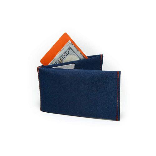 SlimFold Minimalist Wallet - RFID Option - Thin, Durable   Waterproof Wallets